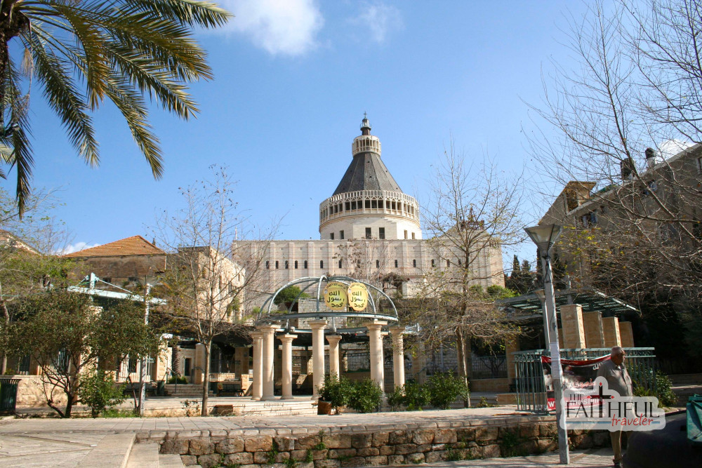 The Church of the Annunciation and the Church of St Joseph