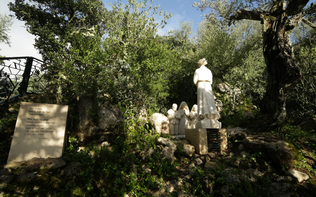 Dappled Things: Fatima and the Immaculate Heart of Mary