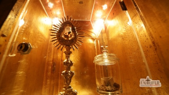 The Eucharistic Miracle at Santarrem