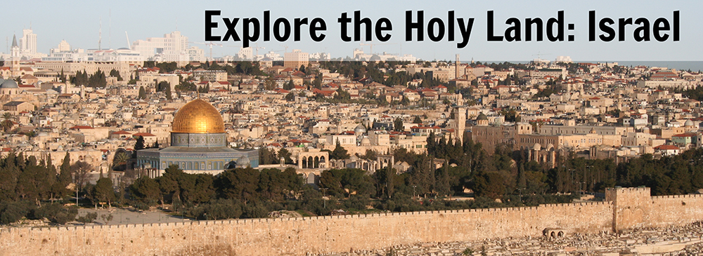 Holy Land Videos -- Israel